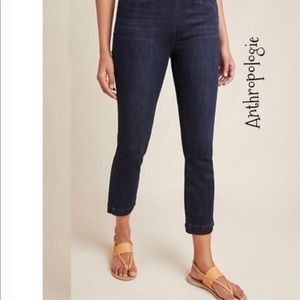 Pilcro and the Letterpress High-Rise Skinny Jean